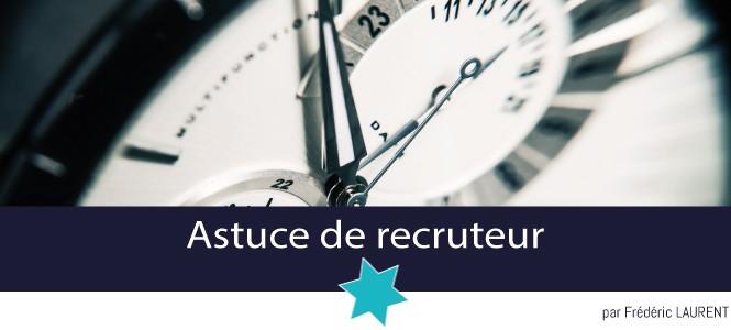 [Visuel] Astuces de recruteurs : comment diminuer la durée de votre processus de recrutement ?